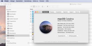 Sammelthread] macOS Catalina 10 15 Dev-Beta Erfahrungen