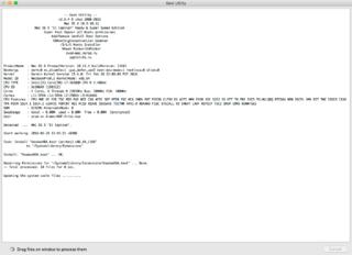 Seit OS X El Capitan Update 10 11 4 kein Sound mehr - OS X