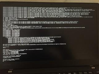 Lenovo ThinkPad T460s macOS Installation - Installation Allgemein