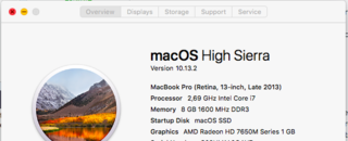 Hp 8470p Fixes! - macOS High Sierra 10 13 - Hackintosh-Forum